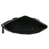 Čierna kožená kabelka bata, čierna, 966-6201 - 15