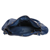 Modrá kožená kabelka bata, modrá, 964-9215 - 15