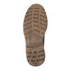 Pánska zimná obuv weinbrenner, šedá, 896-2109 - 26