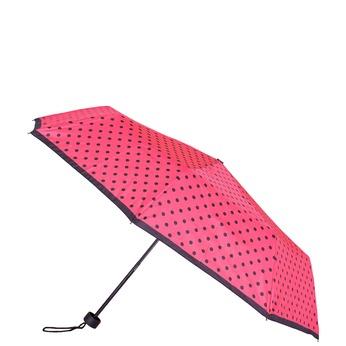 Skladací dáždnik s bodkami bata, ružová, 909-5601 - 13