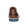 Hnedé pánske kožené Derby poltopánky conhpol, hnedá, 824-3857 - 15
