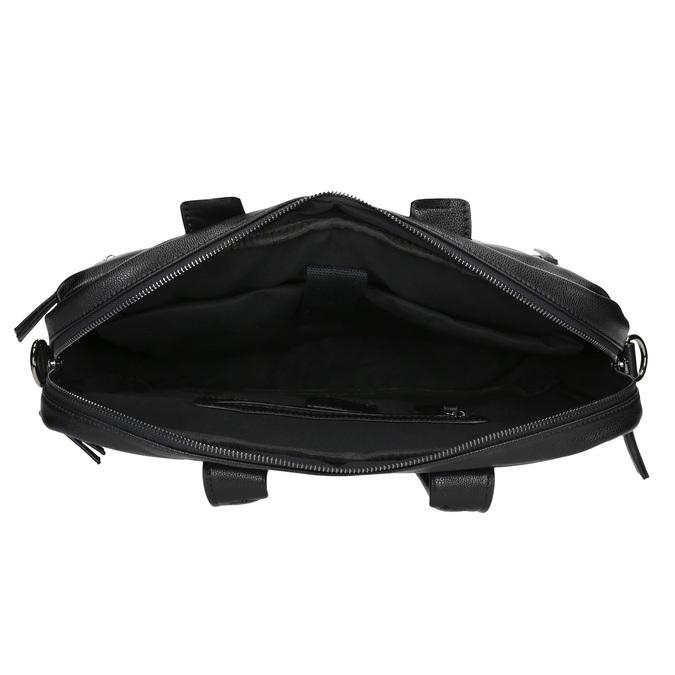Čierna brašna bata, čierna, 961-6521 - 15