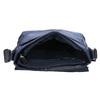 Pánska taška v štýle Crossbody bata, modrá, 961-9508 - 15