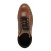 Kožené členkové tenisky bata, hnedá, 844-3631 - 19