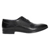 Pánske čierne kožené poltopánky bata, čierna, 824-6813 - 15