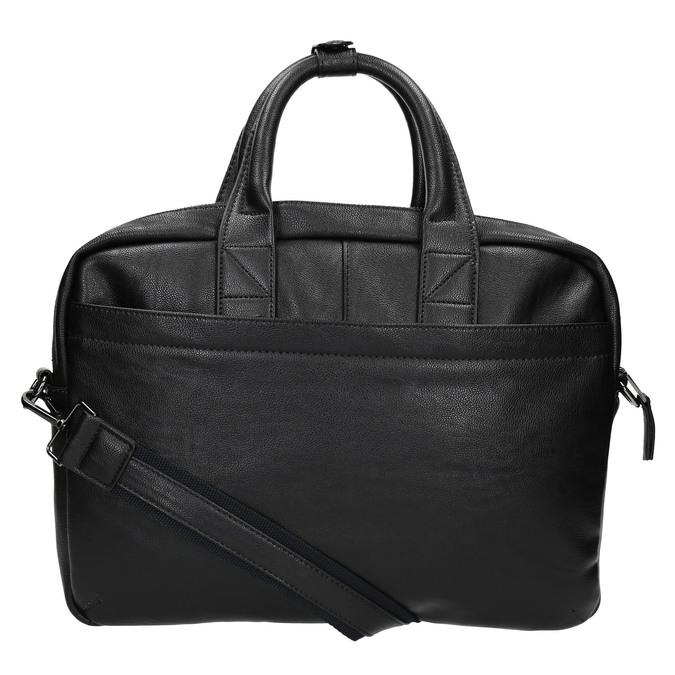 Čierna brašna bata, čierna, 961-6521 - 19