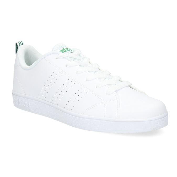 Detské biele tenisky adidas, biela, 401-1233 - 13