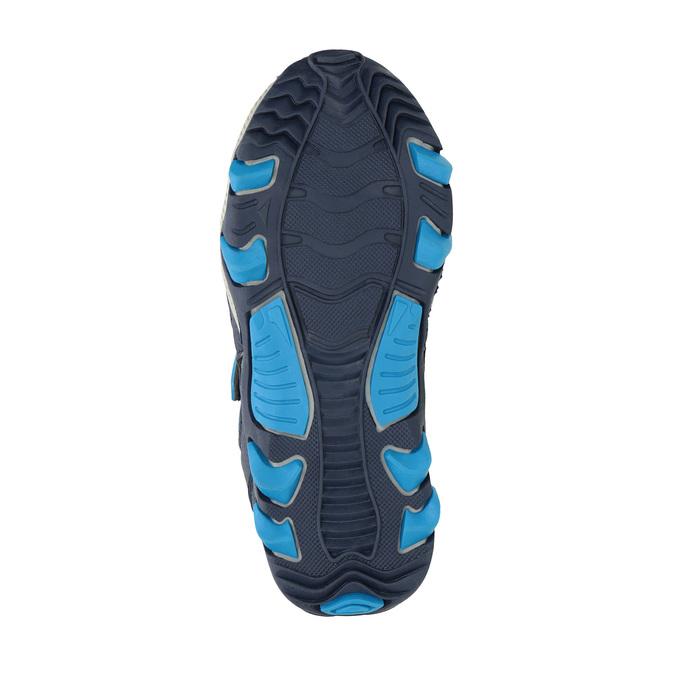 Detské športové tenisky mini-b, modrá, 411-9605 - 26