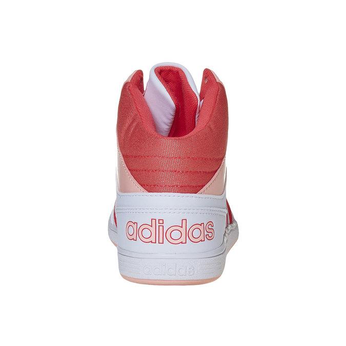 Dievčenské členkové tenisky adidas, biela, 401-5253 - 17