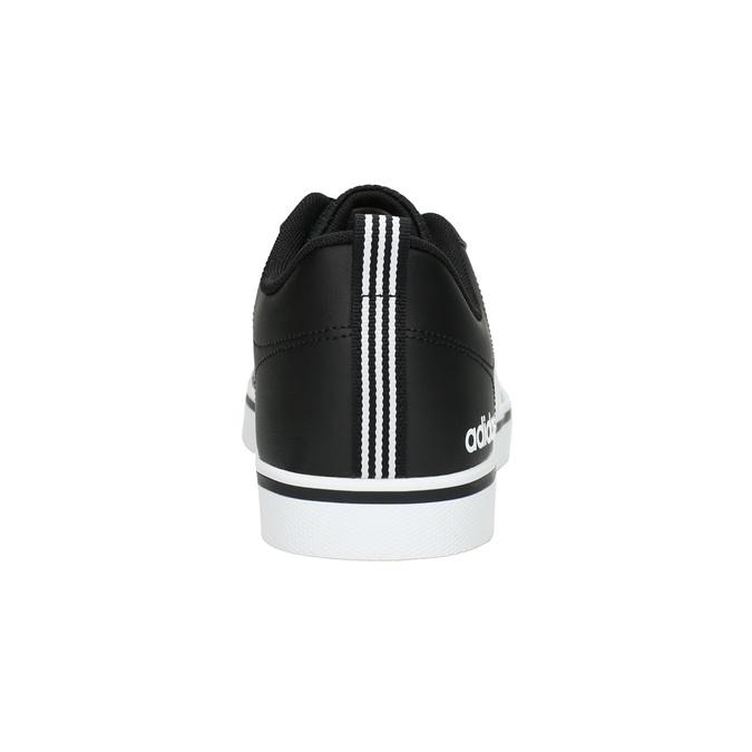 Ležérne pánske tenisky adidas, čierna, 801-6136 - 17