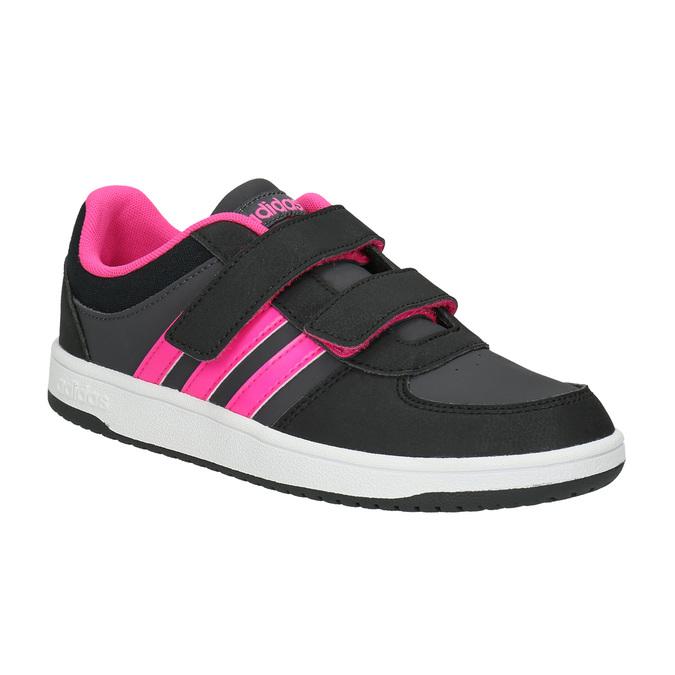 Detské  tenisky adidas, čierna, 301-5254 - 13