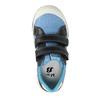 Detská obuv na suchý zips mini-b, modrá, 211-9607 - 19