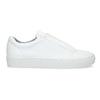 Biele kožené tenisky dámske vagabond, biela, 624-1019 - 19