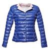 Modrá prešívaná bunda bata, modrá, 979-9206 - 13