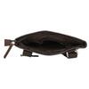 Kožená pánska Crossbody taška bata, hnedá, 964-4230 - 15