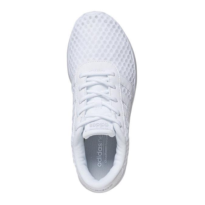 Biele športové tenisky dámske adidas, biela, 509-1335 - 19