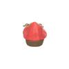 Červené baleríny s pružným lemom bata, červená, 526-5617 - 17