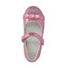 Ružové baleríny s remienkom cez priehlavok mini-b, ružová, 221-5179 - 19