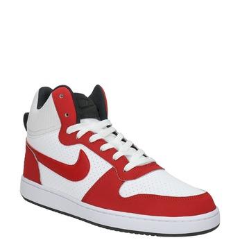Pánske členkové tenisky nike, červená, 801-5332 - 13
