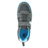 Detské tenisky na suchý zips mini-b, šedá, 419-2610 - 19