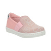 Detská kožená Slip-on obuv bubblegummers, ružová, 123-5600 - 13