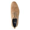 Ležérne kožené poltopánky bata, hnedá, 823-3602 - 19