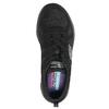 Tenisky s pamäťovou penou skechers, čierna, 509-6963 - 19