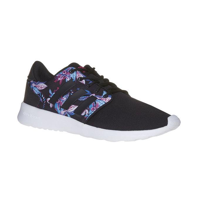 Dámske tenisky s farebným vzorom adidas, čierna, 509-6973 - 13