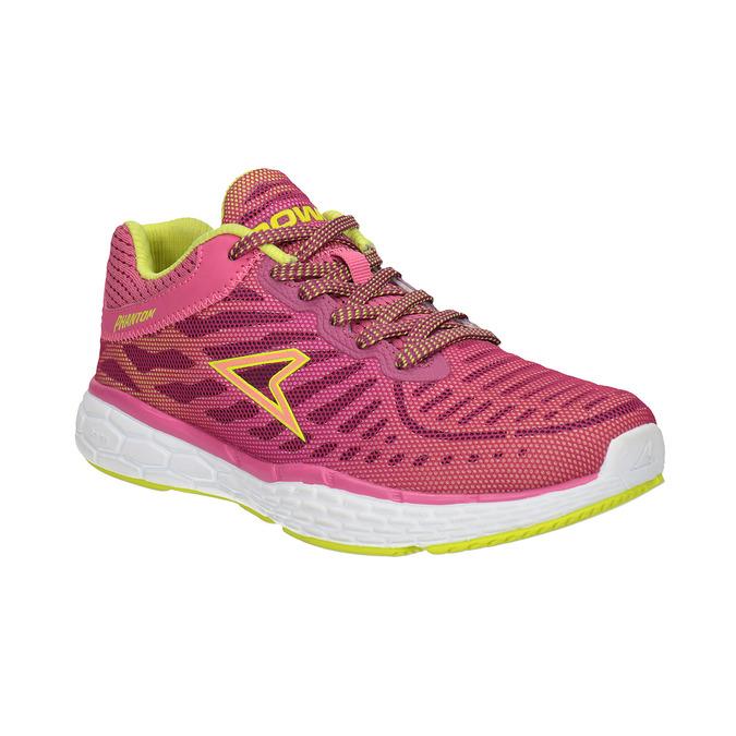 Ružové športové tenisky power, ružová, 509-5155 - 13