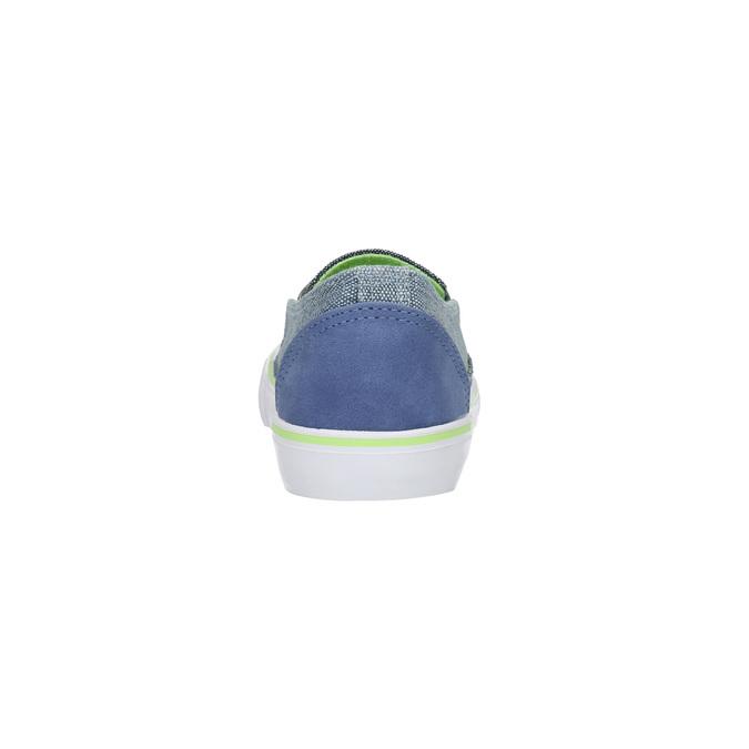 Detské Slip-on topánky north-star-junior, modrá, 219-9612 - 17