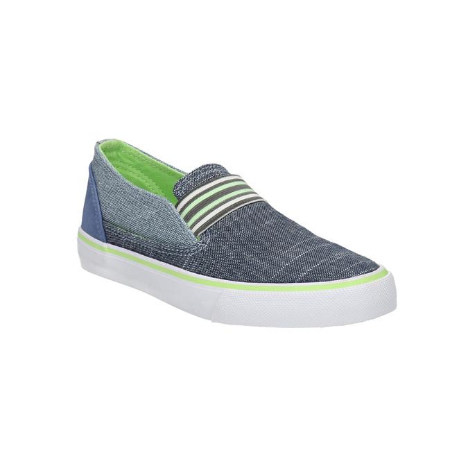 Detské Slip-on topánky north-star-junior, modrá, 219-9612 - 13