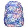 Batoh s farebným vzorom roxy, fialová, 969-9071 - 19