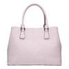Ružová kabelka s pevnými rúčkami bata, ružová, 961-5701 - 26