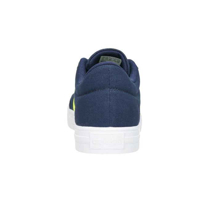 Chlapčenské modré tenisky adidas, modrá, 489-8119 - 17