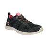 Dámske športové tenisky power, čierna, 509-6158 - 13