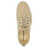 Ležérne kožené poltopánky weinbrenner, béžová, 523-2475 - 19