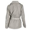 Dámska bunda v trenčkotovom strihu bata, béžová, 979-8205 - 26