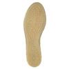 Kožená dámska Slip-on obuv bata, biela, 516-1604 - 26