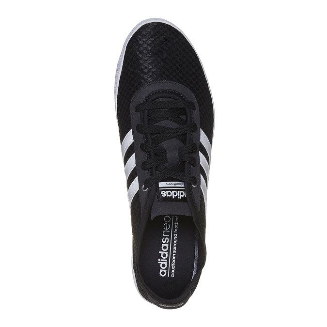 Dámske priedušné tenisky adidas, čierna, 509-6489 - 19