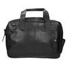 Čierna kožená taška bata, čierna, 964-6228 - 26