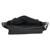 Unisex kožená Crossbody taška bata, čierna, 964-6222 - 15