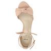Dámske sandále s mašľou insolia, ružová, 769-5614 - 19