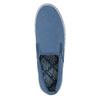 Modrá obuv v štýle Slip-on north-star, modrá, 889-9286 - 19