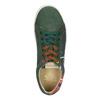 Kožené tenisky z limitovanej edície bata, zelená, 846-7800 - 26
