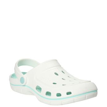 Biele dámske sandále coqui, biela, 572-1606 - 13