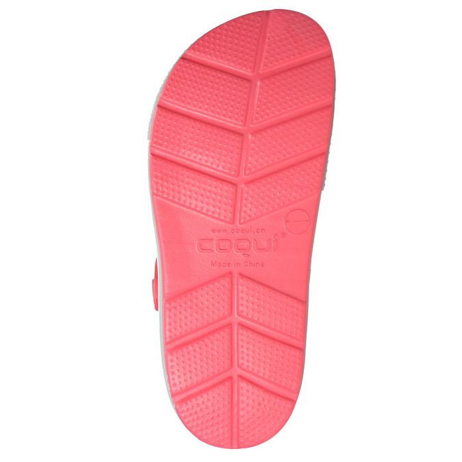 Ružové dámske sandále coqui, ružová, 572-5611 - 19
