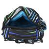 Školský batoh s pruhmi bagmaster, modrá, 969-9651 - 15