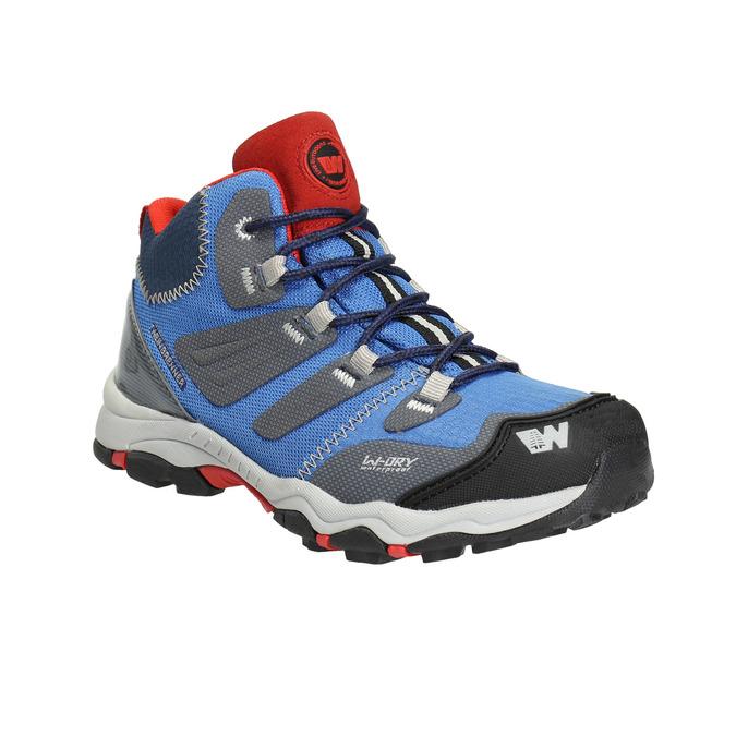 Detská Outdoor obuv weinbrenner-junior, modrá, 219-9613 - 13