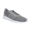 Dámske šedé tenisky adidas, šedá, 509-2198 - 13