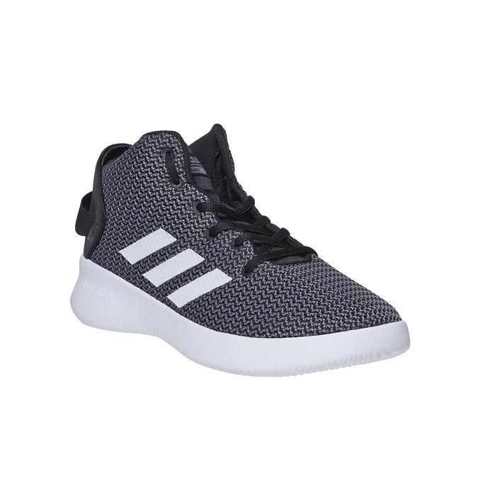 Pánske členkové tenisky adidas, šedá, 809-6216 - 13